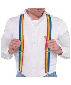 Amscan Rainbow Suspenders