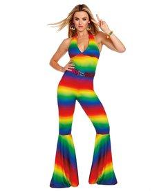 Dream Girl Women's Pride Rainbow Costume