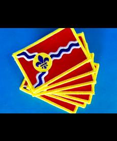 STL Flag Patch