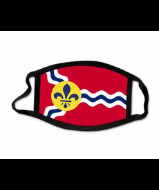 Fashion Face Mask - STL Flag