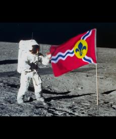 STL City Flag - 3'x5'