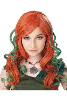California Costumes Girl's Pumpkin Vines Wig: Child