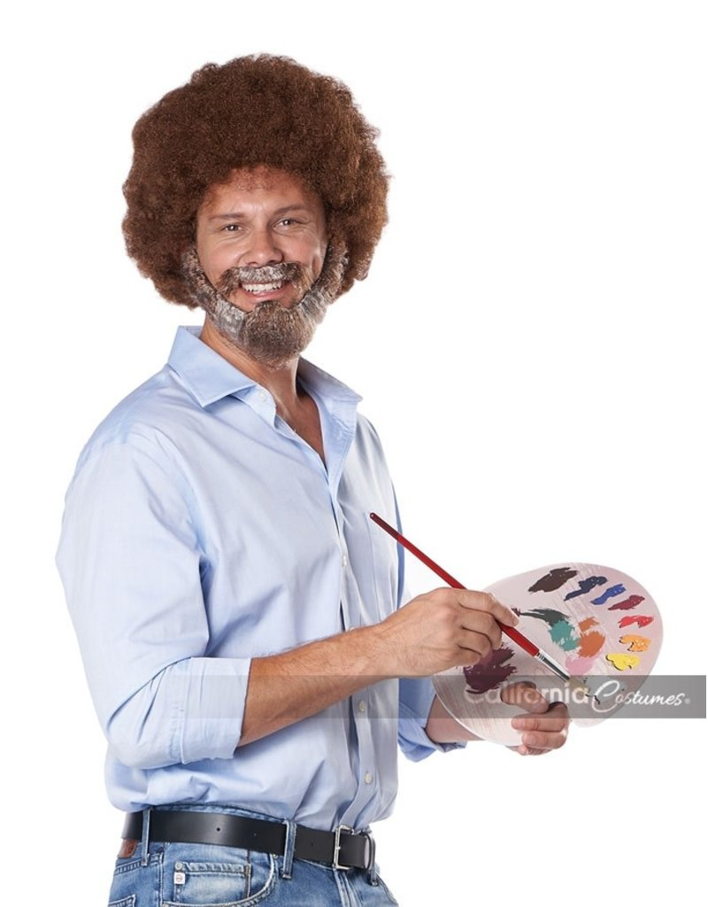 California Costumes Joyful Painter Kit
