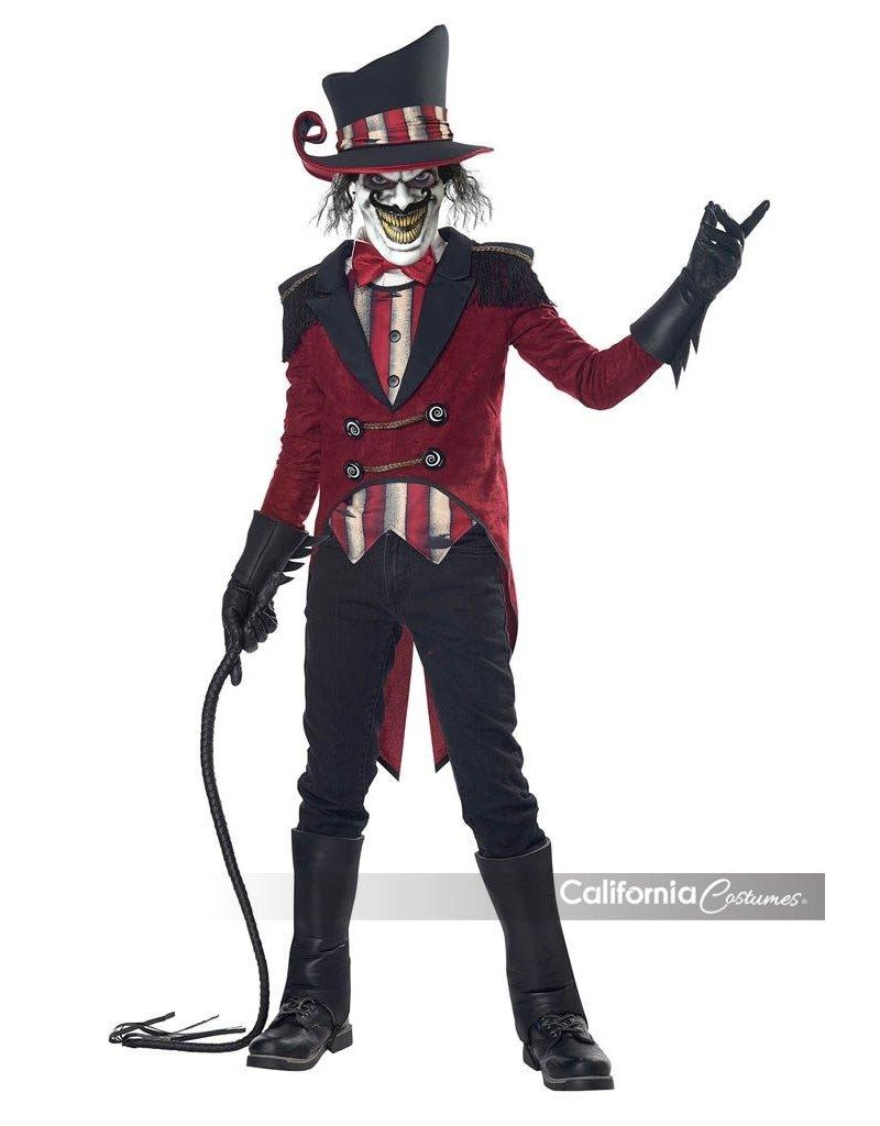 California Costumes Boy's Wicked Ringmaster