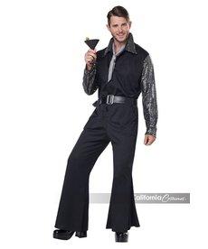 California Costumes Flashy 70's Style Jumpsuit