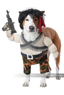 California Costumes Action Hero