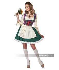 California Costumes Women's Beer Garden Girl