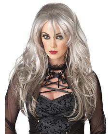 California Costumes Fallen Angel Wig: Silver