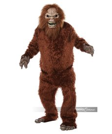 California Costumes Adult Sasquatch: O/S