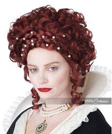 California Costumes Elizabeth Lady Wig