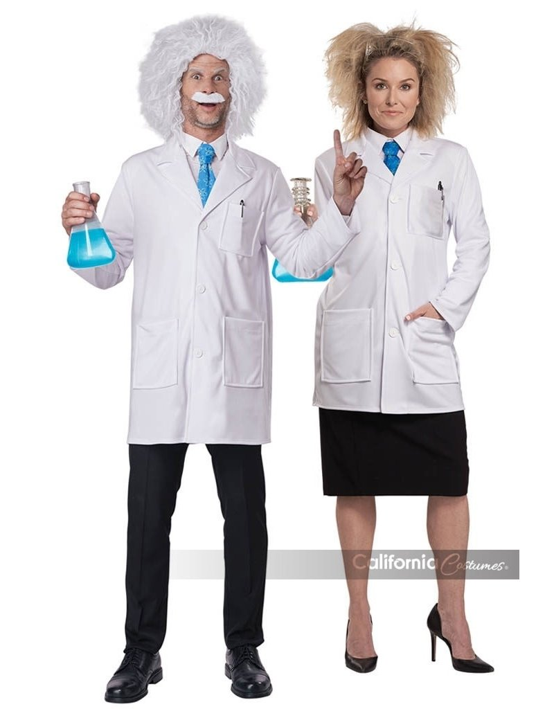 California Costumes Albert Einstein / Physicist Costume