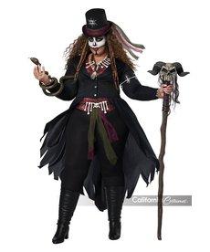 California Costumes Women's Voodoo Magic