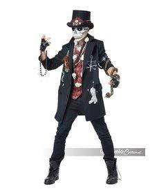 California Costumes Men's Voodoo Dude: Plus Size XXL (48-52)