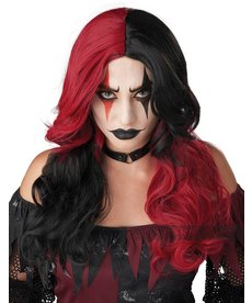 California Costumes Women's Jester Wig