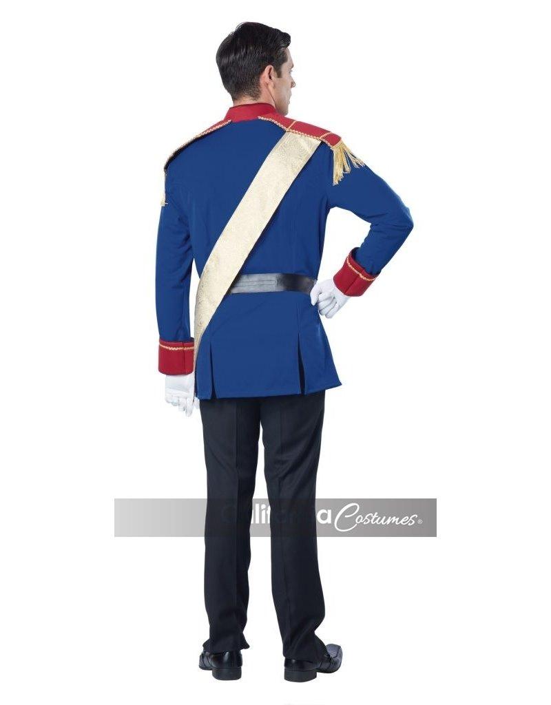 California Costumes Men's Storybook Prince Costume