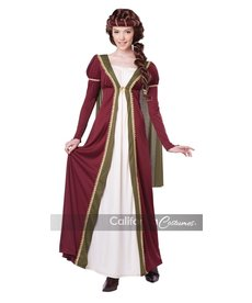 California Costumes Women's Medieval Maiden