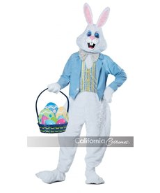 California Costumes Adult Deluxe Easter Bunny