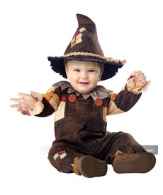 California Costumes Infant Happy Harvest Scarecrow