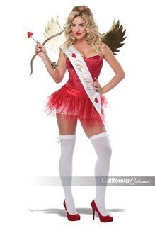 California Costumes Valentines Cupid Costume Kit: Adult One Size
