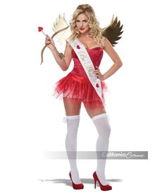 California Costumes Valentines Cupid Kit: Adult One Size