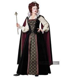 California Costumes Elizabeth Queen
