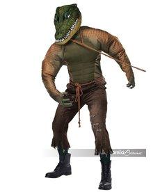 California Costumes Gator Man