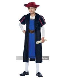California Costumes Christopher Columbus/ Explorer