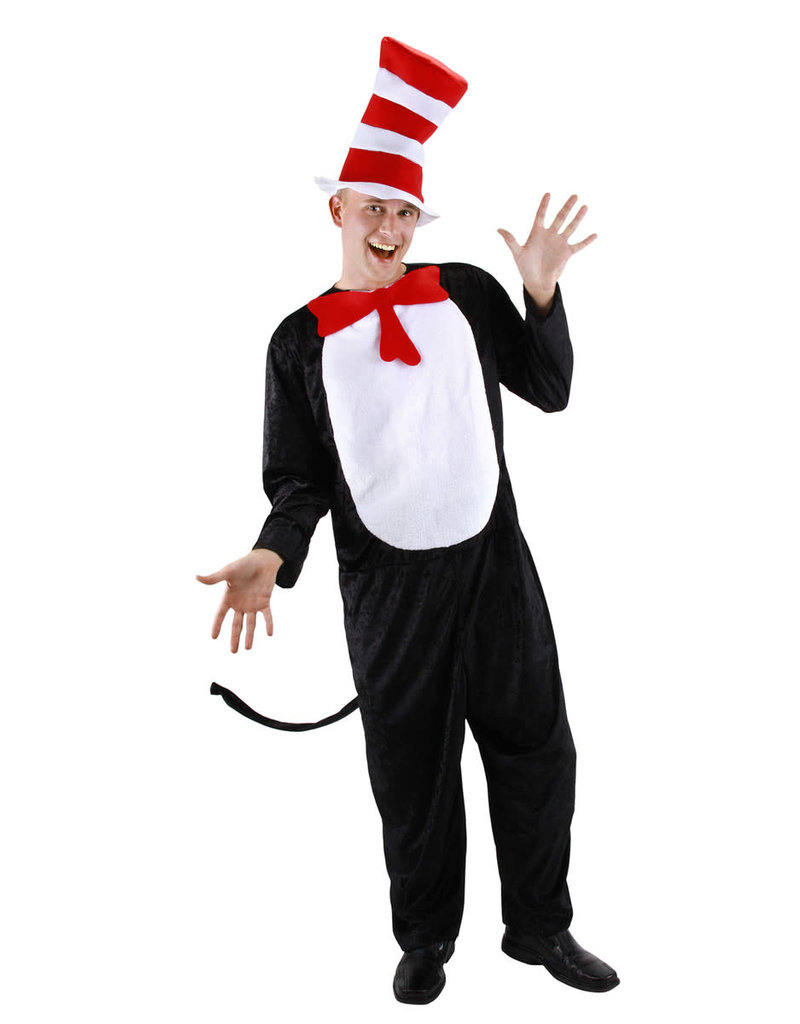 elope Adult Dr. Seuss The Cat in the Hat