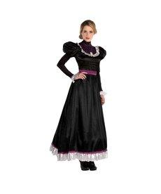 Amscan Women's Victorian Dress:  Standard Size
