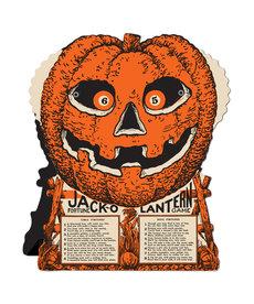Vintage Halloween: J-O-L Fortune Wheel Game