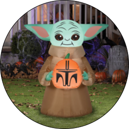 All Halloween Props & Decorations
