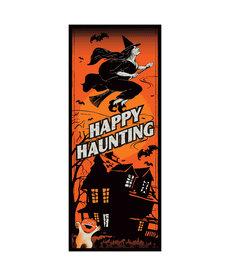 """Vintage Halloween: Door Cover (30""""x6')"""
