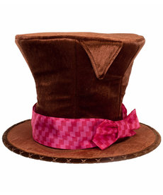 elope Young Mad Hatter Hat (Disney Alice Through the Looking Glass)