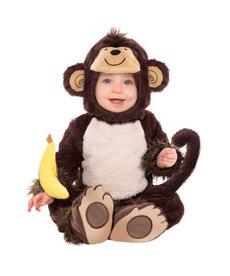 Infant Monkey Around Costume