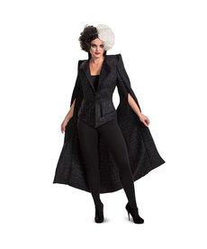 Disguise Costumes Women's Deluxe Cruella Live Action Finale Costume