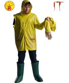Rubies Costumes Adult Deluxe Georgie Denbrough Costume (IT)