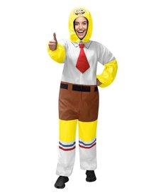 Rubies Costumes Adult Unisex Spongebob Squarepants™ Comfy Wear Onesie Costume