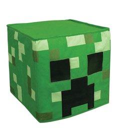 Disguise Costumes Minecraft Creeper Block Head Mask