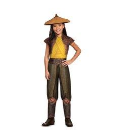 Disguise Costumes Girl's Classic Raya Costume