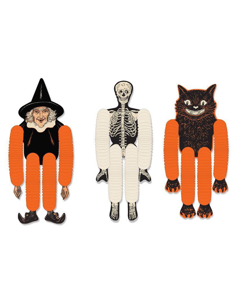 Vintage Halloween: Tissue Dancers (3pk.)