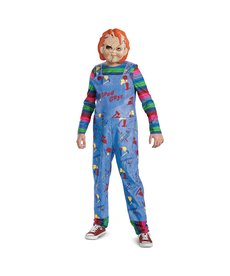 Disguise Costumes Kid's Classic Chucky Costume