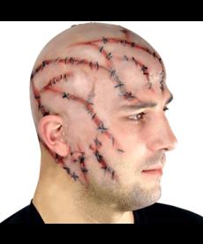 Latex App - Bald Cap Stitches