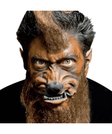 Latex App - Werewolf Face