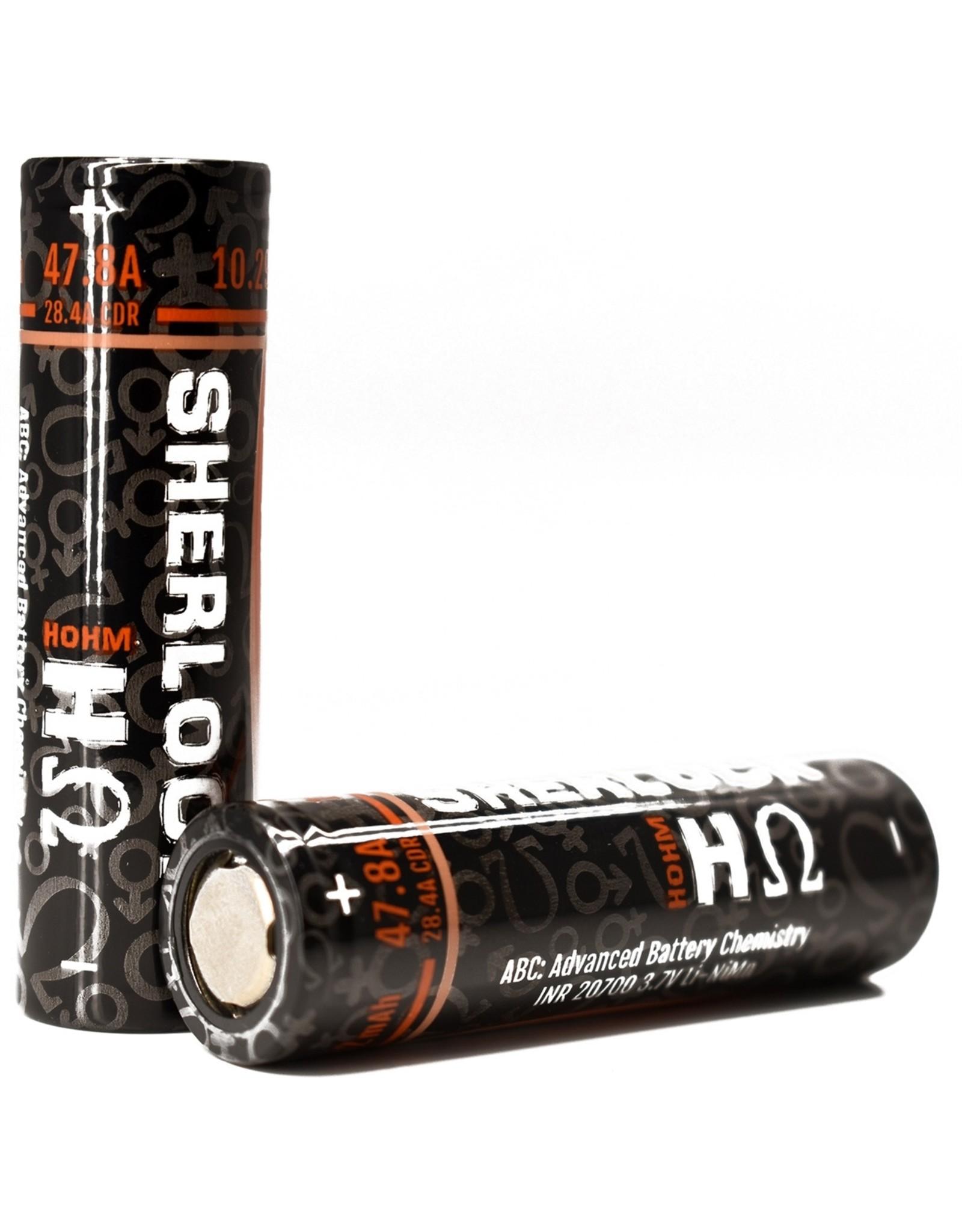 20700 Sherlock Hohm Batteries