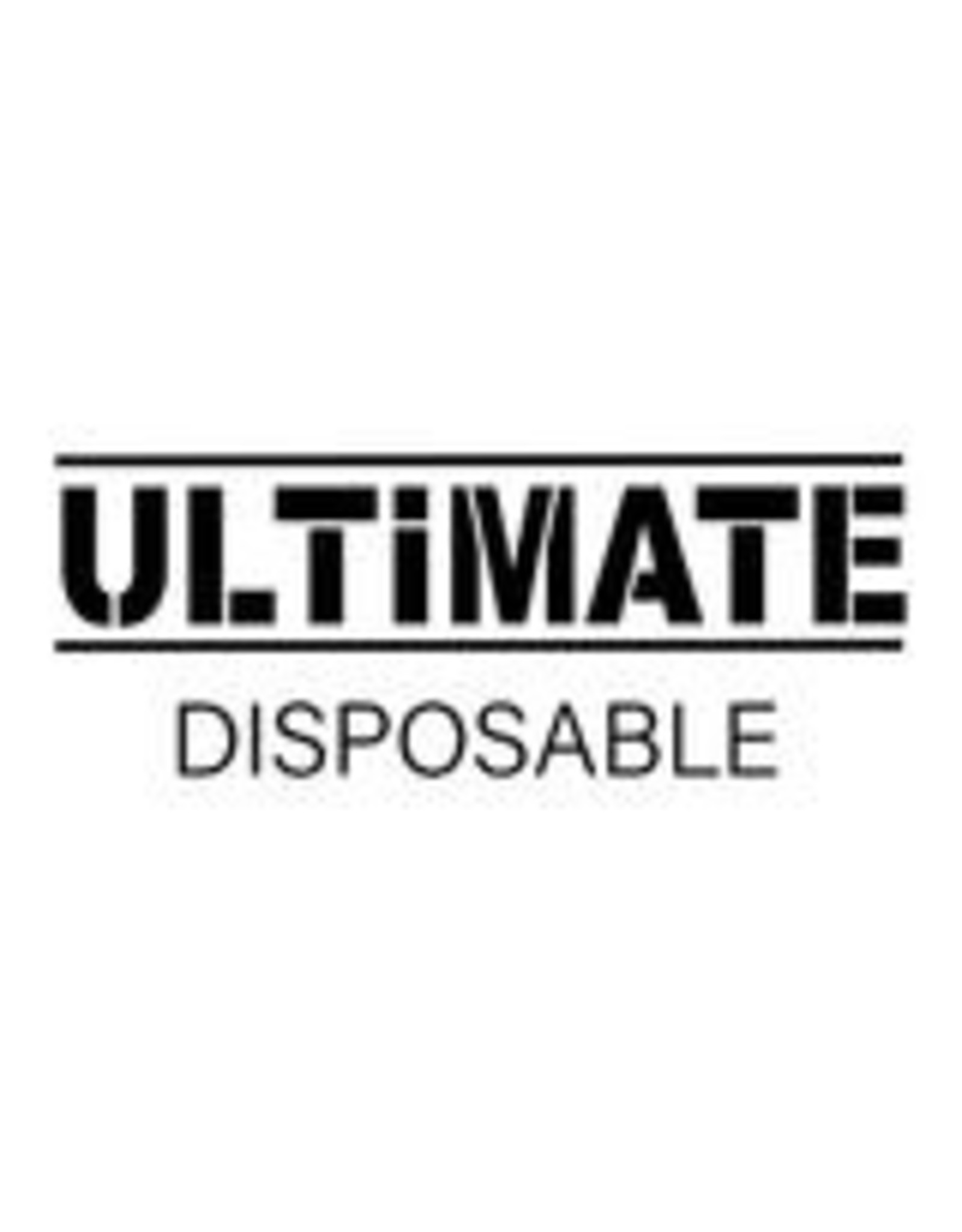 Ultimate Disposable