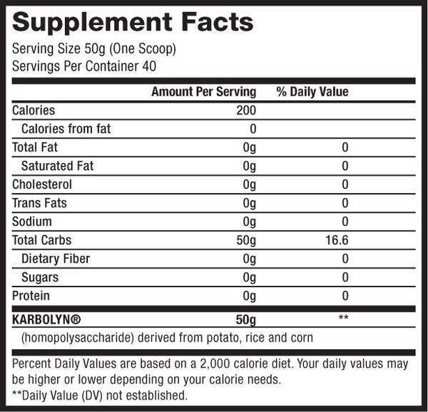 EFX KARBOLYN 4LB - Ultimate Sport Nutrition