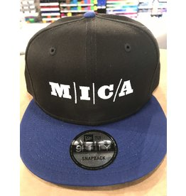9Fifty MICA Cap Blue/Black Snapback