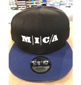 9Fifty MICA Cap Blue/Black Snapback