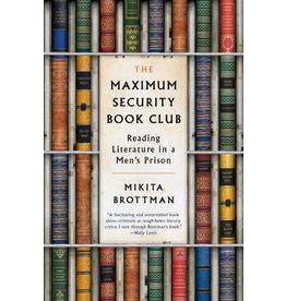 Harper Collins Maximum Security Book Club