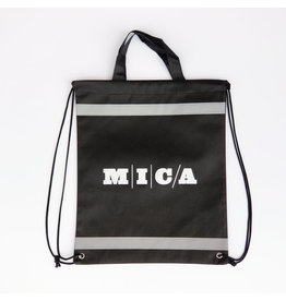 MICA Drawstring Backpack/Tote Reflective